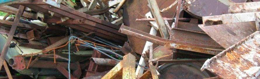 Oude metalen, oud ijzer & non ferro metalen