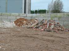 Recyclagebedrijf voor recyclage door Mares in Diksmuide, West-Vlaanderen